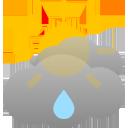 Aufhellungen, einzelne Regenschauer